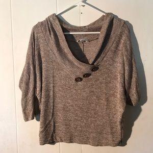 3/4 length casual shirt